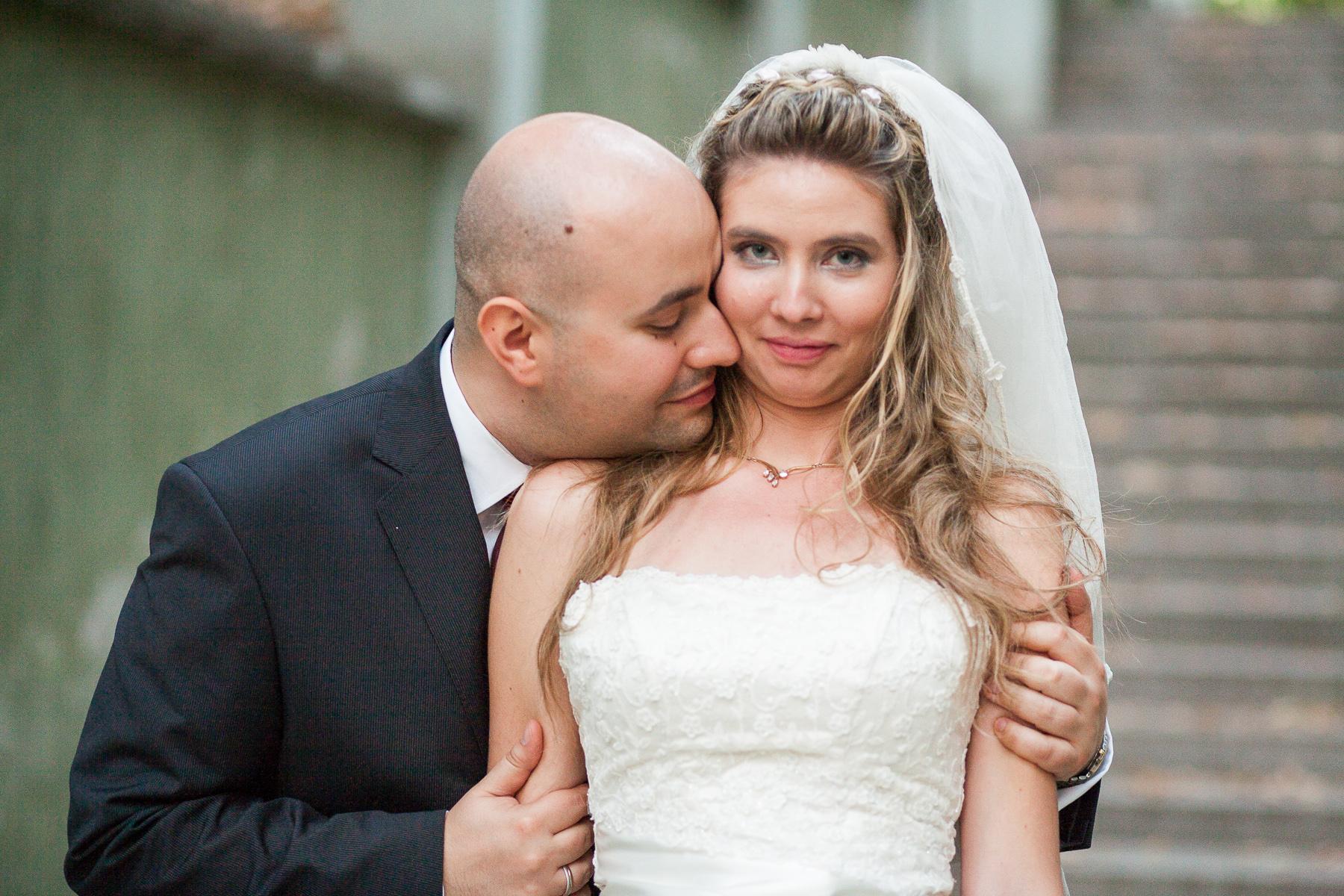 Marina and Dimitar